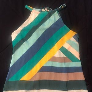 Tommy Bahama high neck tank top